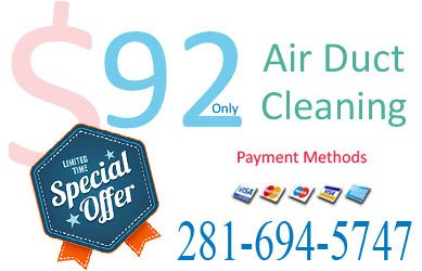 Duct Cleaning Special Offer